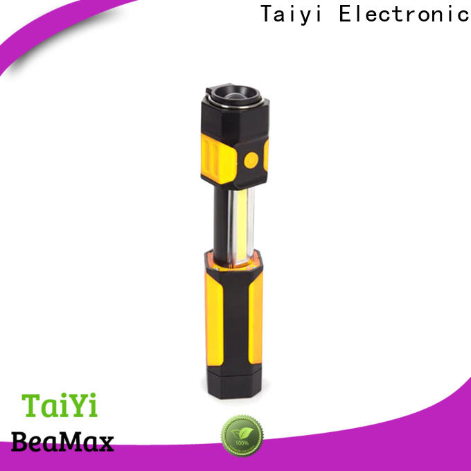 Taiyi Electronic flexible portable rechargeable work lights manufacturer for electronics