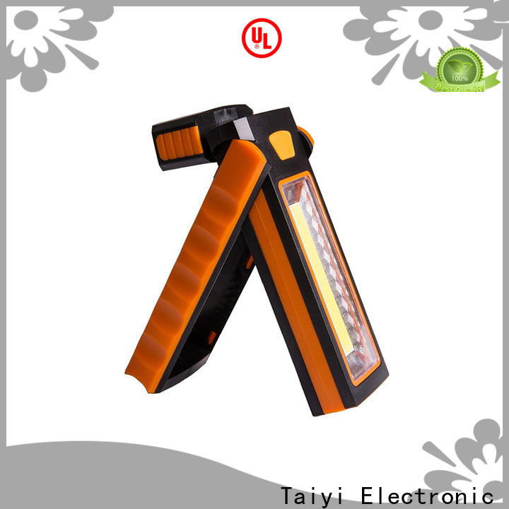 stable rechargeable work light magnetic supplier for multi-purpose work light