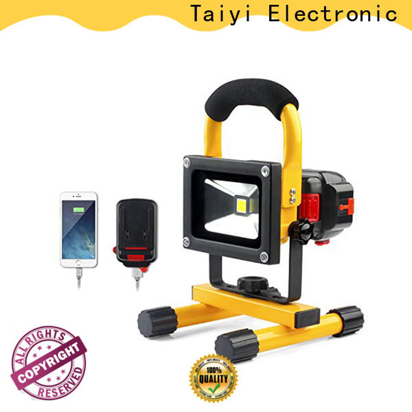 Taiyi Electronic clip magnetic led work light rechargeable series for electronics