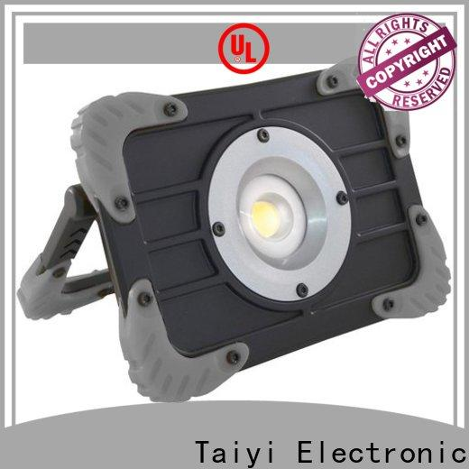 Taiyi Electronic durable led work light wholesale for roadside repairs