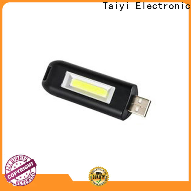 Taiyi Electronic high quality led keychain light supplier for multi-purpose work light