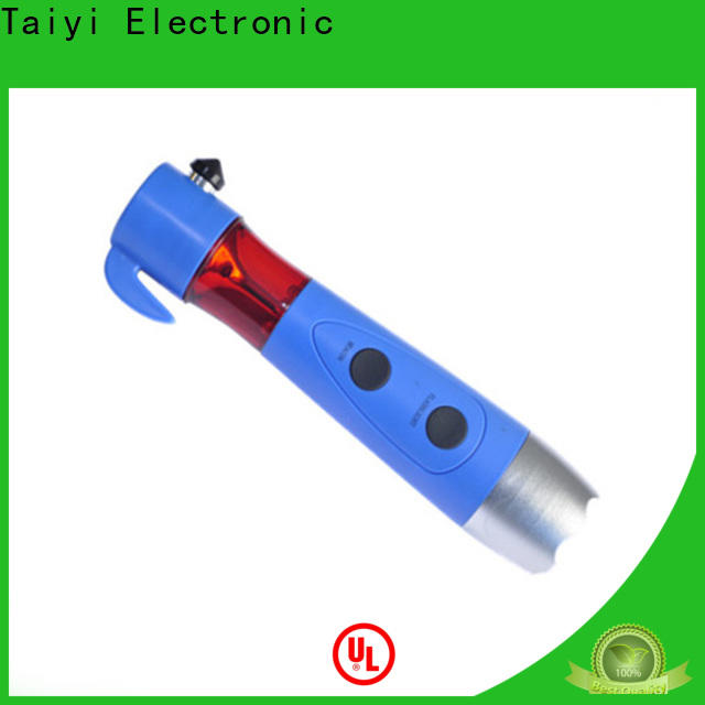 Taiyi Electronic multi best rechargeable flashlight wholesale for electronics