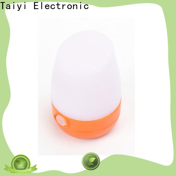 Taiyi Electronic advanced camping lamp series for roadside repairs