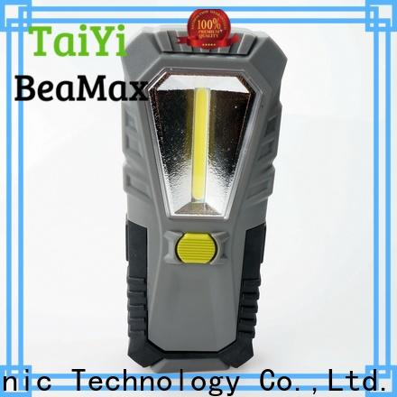 Taiyi Electronic high quality portable rechargeable work lights manufacturer for multi-purpose work light