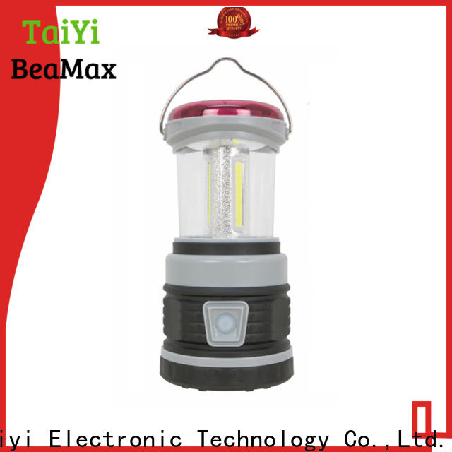 Taiyi Electronic portable best led camping lantern wholesale for multi-purpose work light