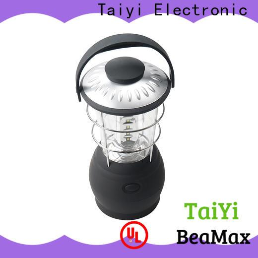 Taiyi Electronic light led camping lantern manufacturer for roadside repairs
