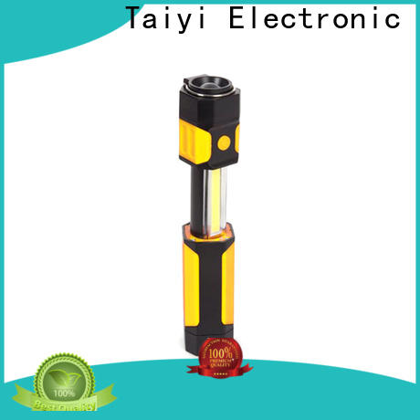 Taiyi Electronic hook rechargeable cob work light supplier for multi-purpose work light