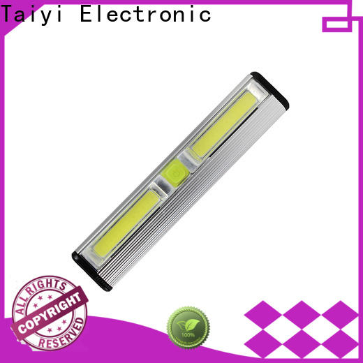 Taiyi Electronic durable handheld work light series for electronics