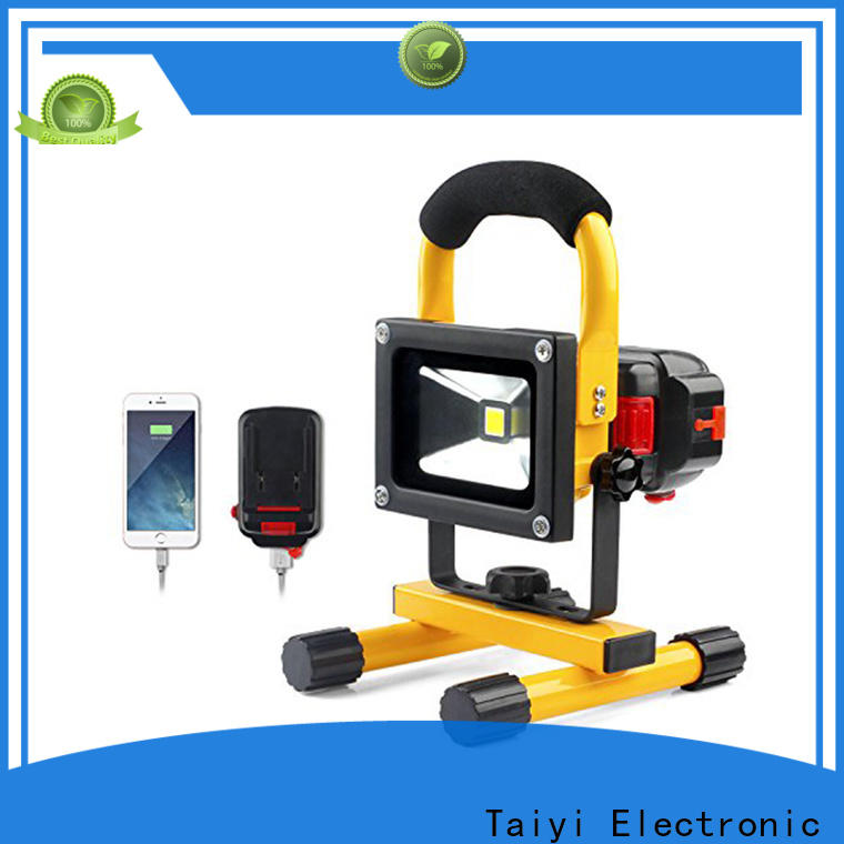 Taiyi Electronic customized 12 volt led work lights wholesale for roadside repairs