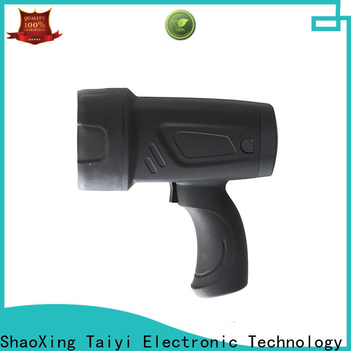 professional brightest handheld spotlight stand supplier for camping