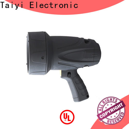 Taiyi Electronic well-chosen portable spotlight with stand series for camping