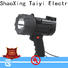 professional led handheld spotlight search supplier for camping