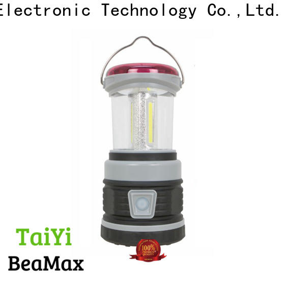 Taiyi Electronic crank best portable lantern manufacturer for roadside repairs