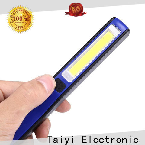 Taiyi Electronic detachable rechargeable cob work light supplier for multi-purpose work light