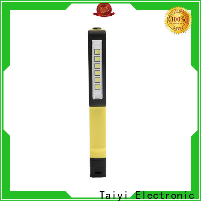 Taiyi Electronic durable 12 volt led work lights wholesale for multi-purpose work light