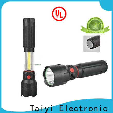 Taiyi Electronic high quality rechargeable cob led work light wholesale for multi-purpose work light
