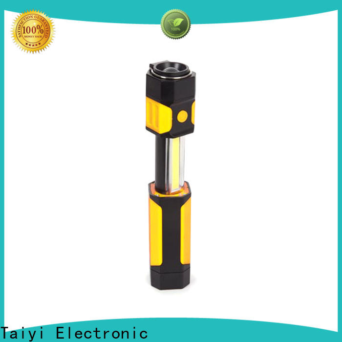 Taiyi Electronic professional rechargeable cob work light supplier for multi-purpose work light
