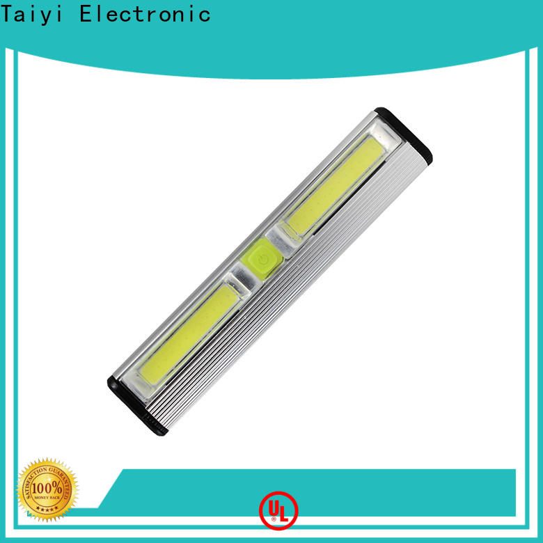 Taiyi Electronic clip portable work light wholesale for roadside repairs