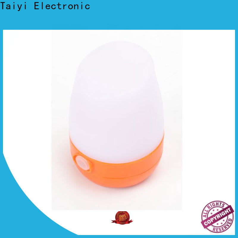 Taiyi Electronic trustworthy portable led lantern manufacturer for roadside repairs