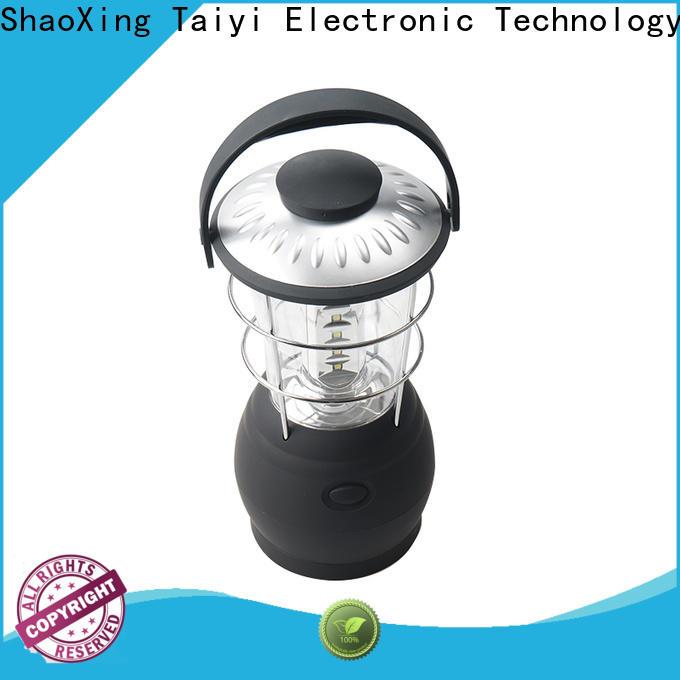 Taiyi Electronic battery camping lantern wholesale for electronics