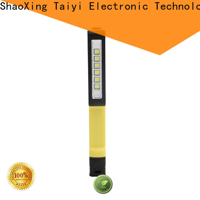 Taiyi Electronic usb 20w rechargeable led work light supplier for multi-purpose work light