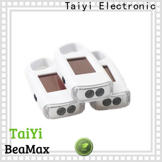 Taiyi Electronic high quality best keychain flashlight wholesale for electronics
