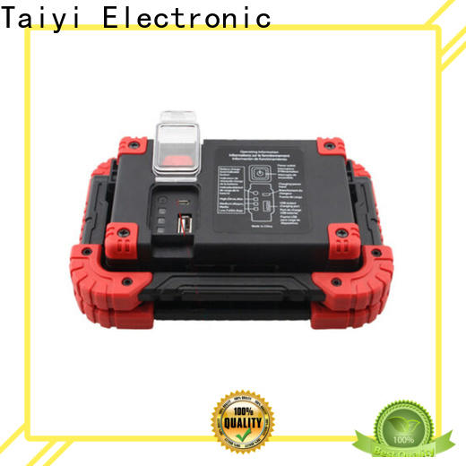 Taiyi Electronic online cordless led work light wholesale for electronics