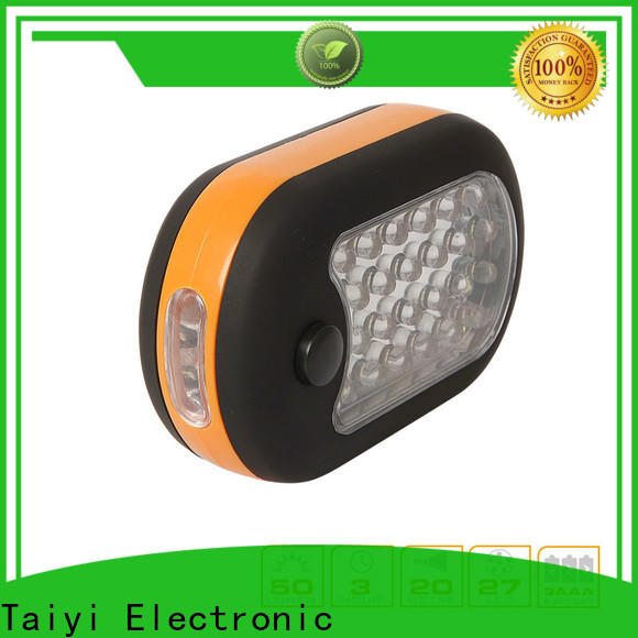 Taiyi Electronic led work light supplier for electronics