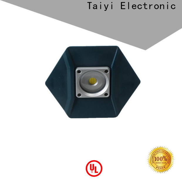Taiyi Electronic rechargeable cordless led work light wholesale for multi-purpose work light