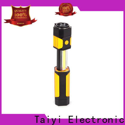 Taiyi Electronic professional 20w rechargeable led work light supplier for electronics