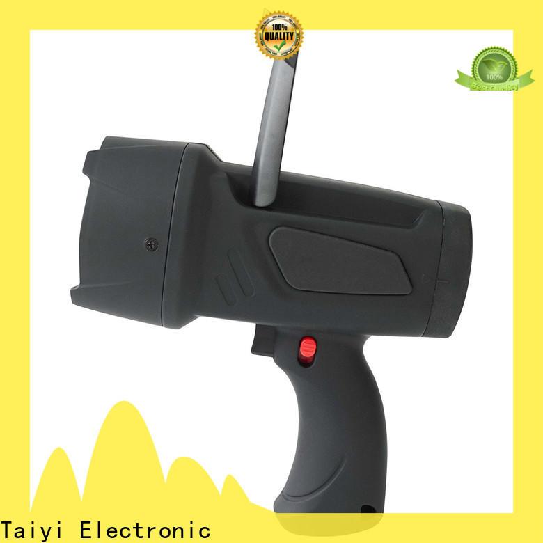 Taiyi Electronic reasonable highest lumen handheld spotlight supplier for vehicle breakdowns