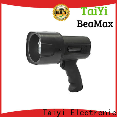 Taiyi Electronic light best portable spotlight supplier for camping