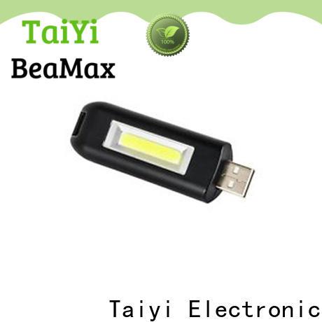 mini flashlight keychain with logo solar manufacturer for multi-purpose work light