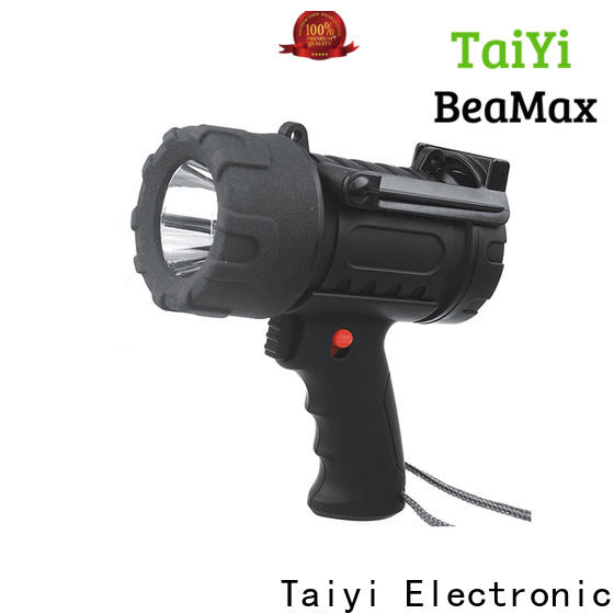 Taiyi Electronic spotlight powerful rechargeable spotlight wholesale for sports