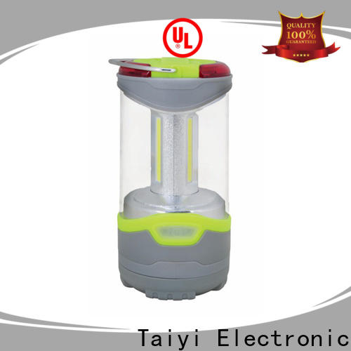 Taiyi Electronic rechargeable best led camping lantern series for multi-purpose work light