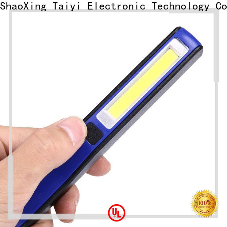 Taiyi Electronic professional rechargeable cob work light manufacturer for multi-purpose work light