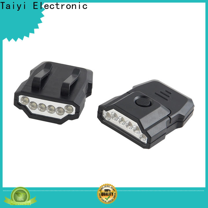 Taiyi Electronic party work lamp halogen work light wholesale for roadside repairs