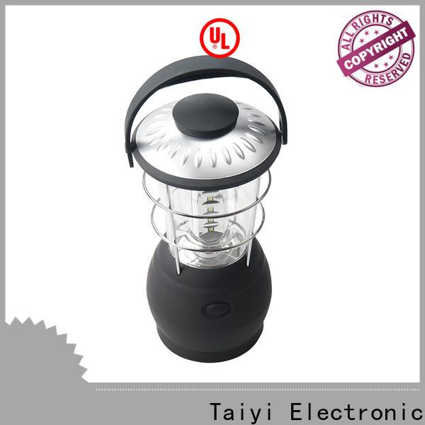 Taiyi Electronic trustworthy rechargeable led lantern wholesale for multi-purpose work light