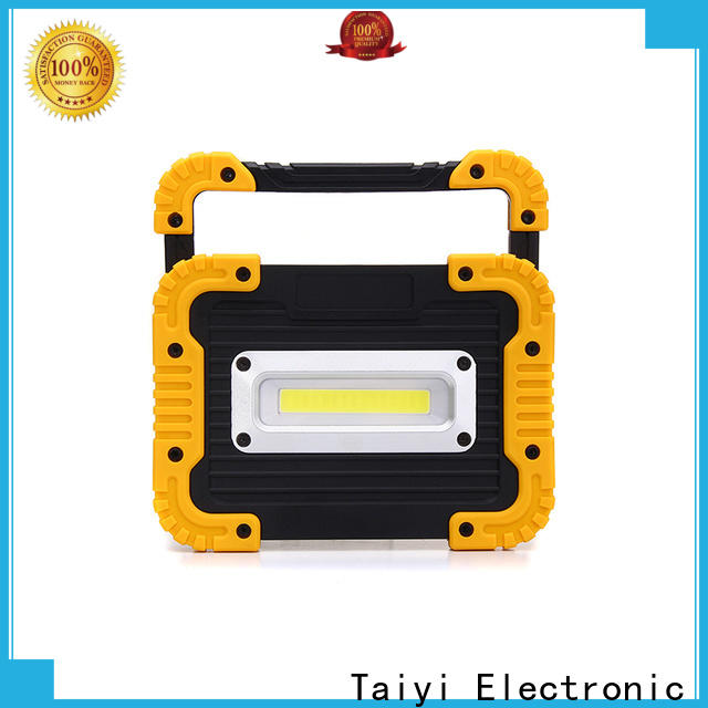 professional magnetic work light flexible supplier for roadside repairs