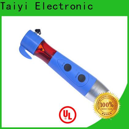 5-1 multi function emergency flashlight safe wholesale for multi-purpose work light