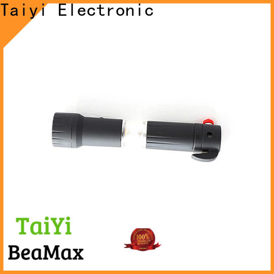 Taiyi Electronic safe waterproof flashlight wholesale for electronics