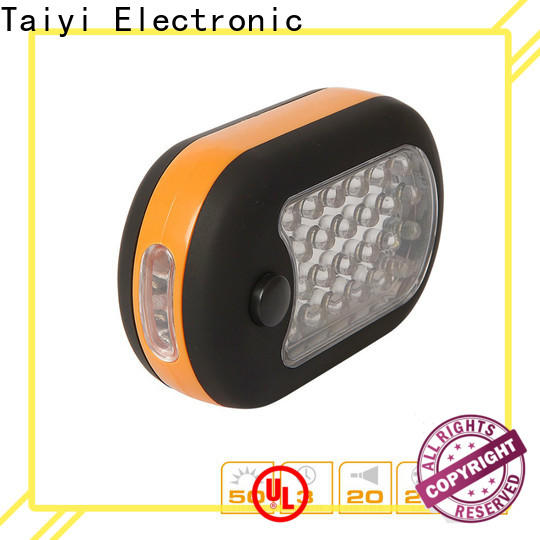 Taiyi Electronic high quality led work light wholesale for roadside repairs