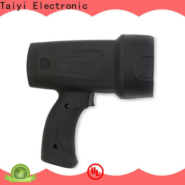 Taiyi Electronic high quality waterproof rechargeable spotlight supplier for camping