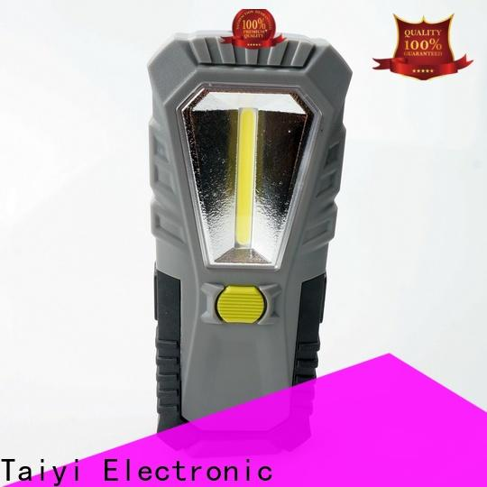 Taiyi Electronic inspection cordless led work light supplier for roadside repairs