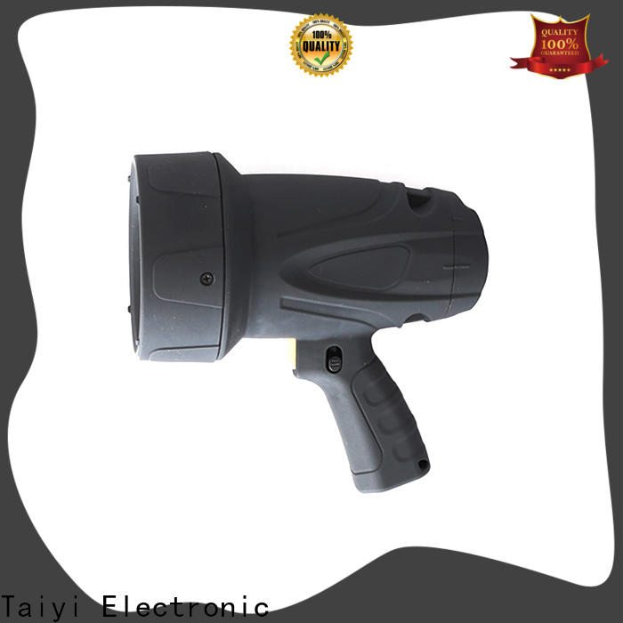 high quality portable spotlight with stand search wholesale for camping