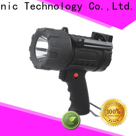 Taiyi Electronic search handheld spotlight for boat manufacturer for security