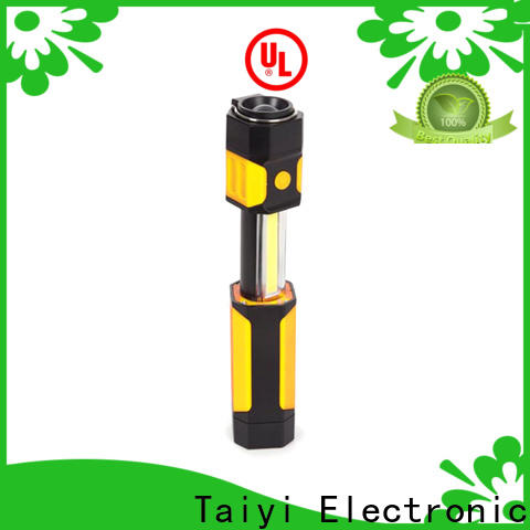 Taiyi Electronic lamp best led work light wholesale for roadside repairs