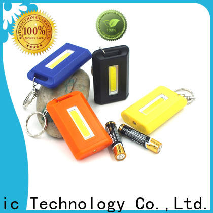 Taiyi Electronic light custom keychain flashlights series for roadside repairs