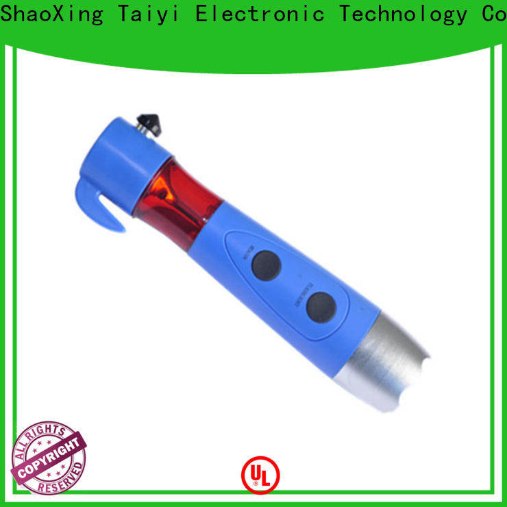 Taiyi Electronic car super bright flashlight series for electronics