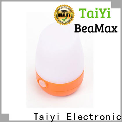 Taiyi Electronic light rechargeable portable lantern manufacturer for electronics